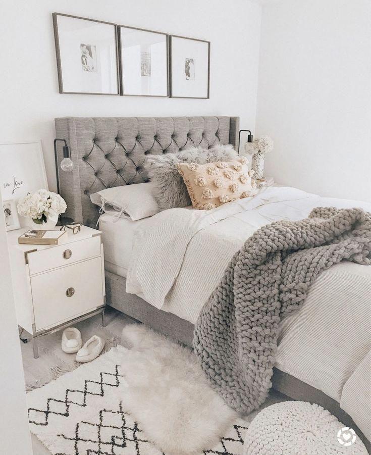 14++ Grey tone bedroom ideas formasi cpns
