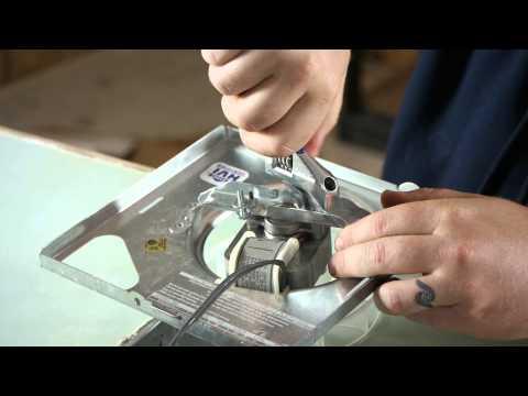 How To Replace A Bathroom Fan With No Attic Access Fan Repair Maintenance Youtube Bathroom Fan Attic Renovation Attic Remodel