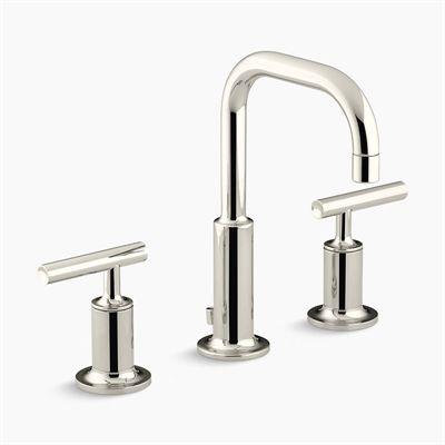 Kohler Co Bathroom Sink Faucet 14406 4 Purist Widespread Lavatory