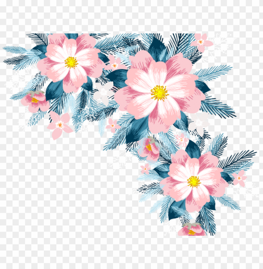 Floral Design Pineapple Cake Flower Vector Flowers Vector Flowers Png Image With Transparent Background Png Free Png Images Vector Flowers Free Png Png Images
