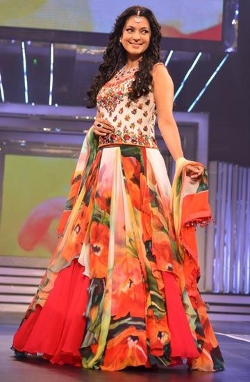 Diva'ni collection from Yash Raj films... perfectly