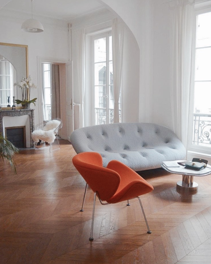 Ploum Sofa By R E Bouroullec Live Beautifully Www