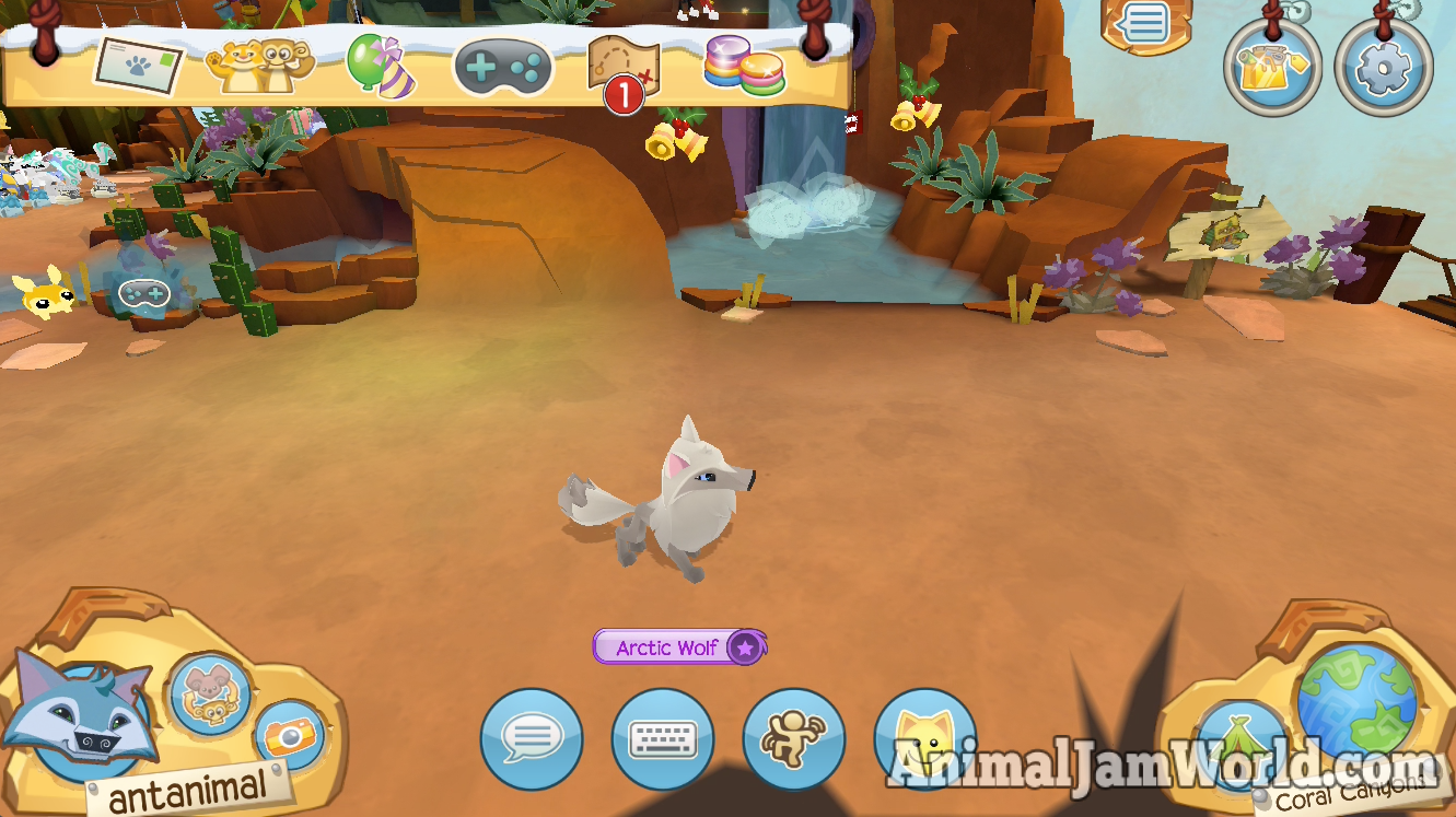 Play Wild Arctic Wolf Cheats Tips Guide With Images Animal