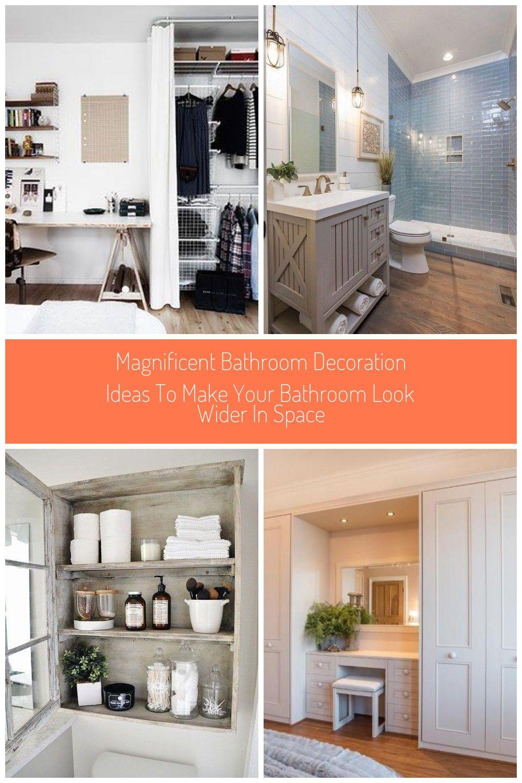 Kleideraufbewahrung Kleiderschrank Vorhang Badezimmer Diy Schrank In 2020 Bathroom Decor Bathroom Decor