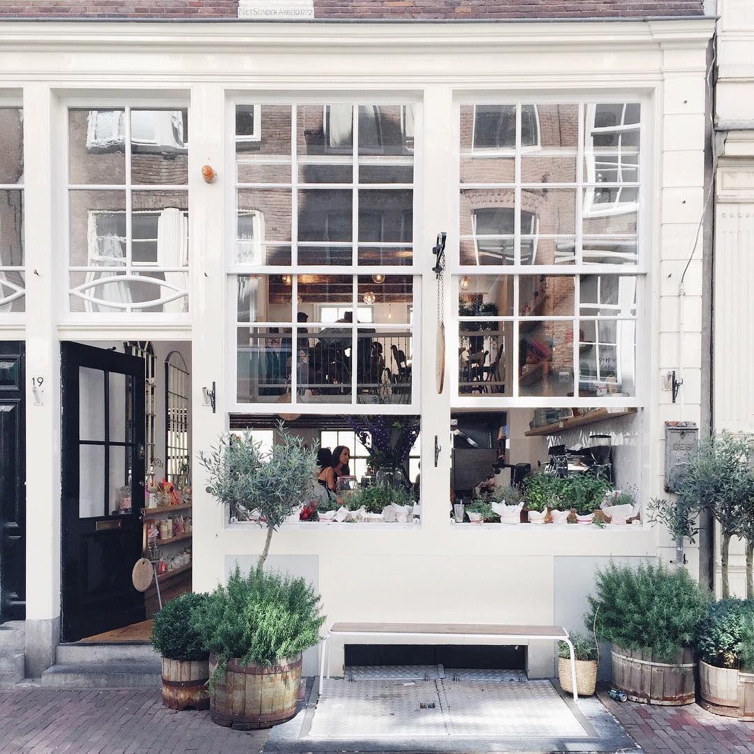 Amsterdam // Pluk // 9 straatjes