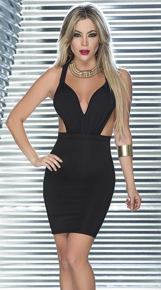 lbd #littleblackdress #dress #sexydress #dresses #bodycon #yandy