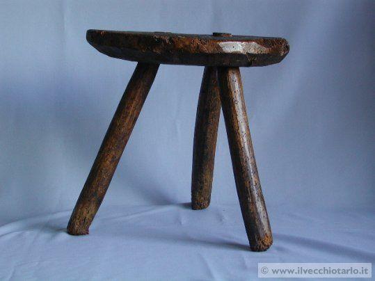 Sgabello in legno da mungitura heidi stool search