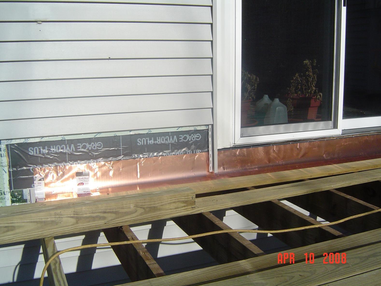 Inspirational Waterproof Balcony Deck