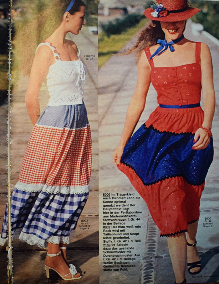 Diy Jak Uszyc Wakacyjna Spodnice Z Prostokatow Modelos Vestidos Moda Anos 60