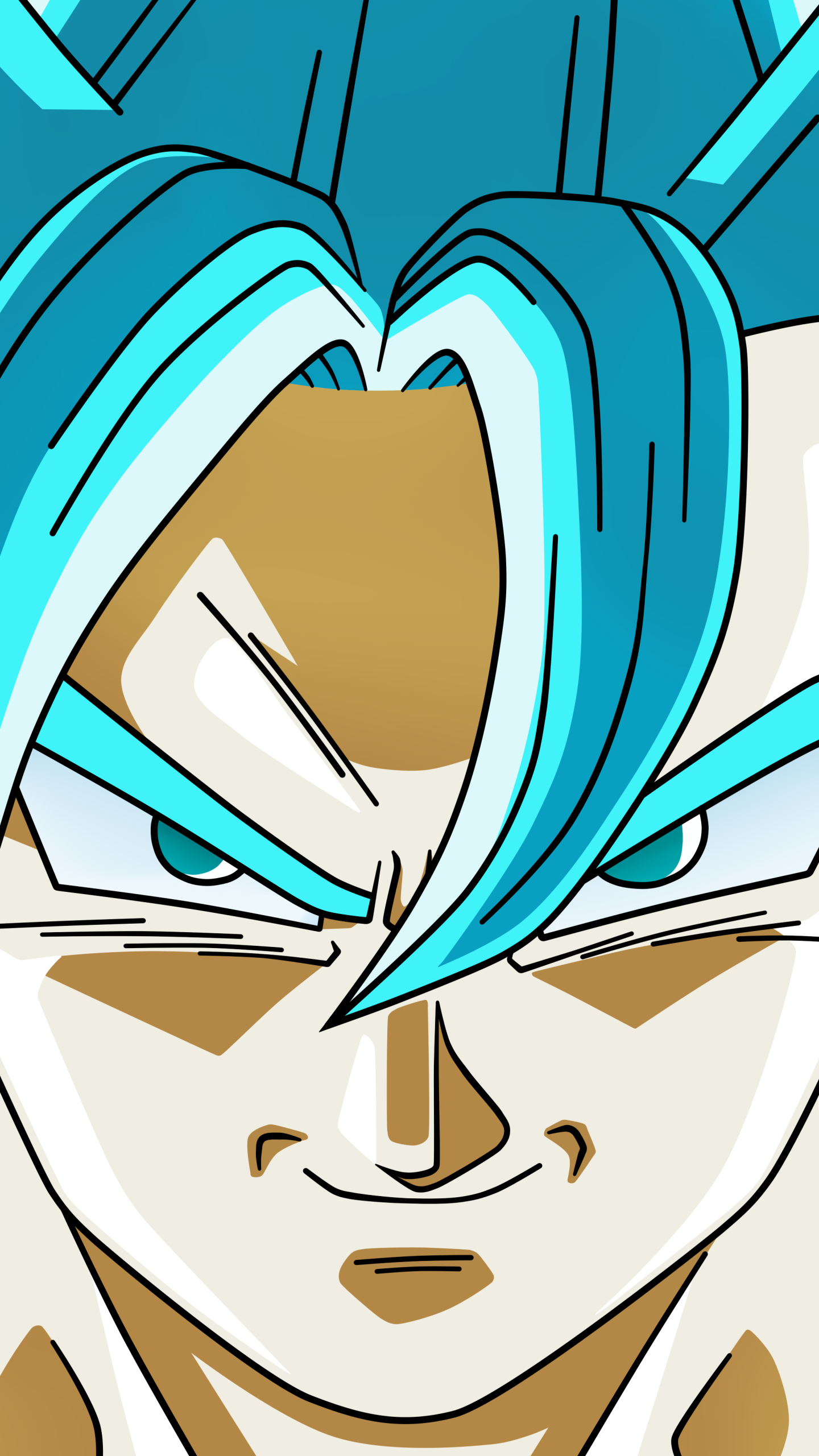 Download this Wallpaper Anime/Dragon Ball Super (1440x2560
