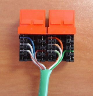 How To Make Your Own Ethernet Splitters Ethernet Wiring Ethernet Cable