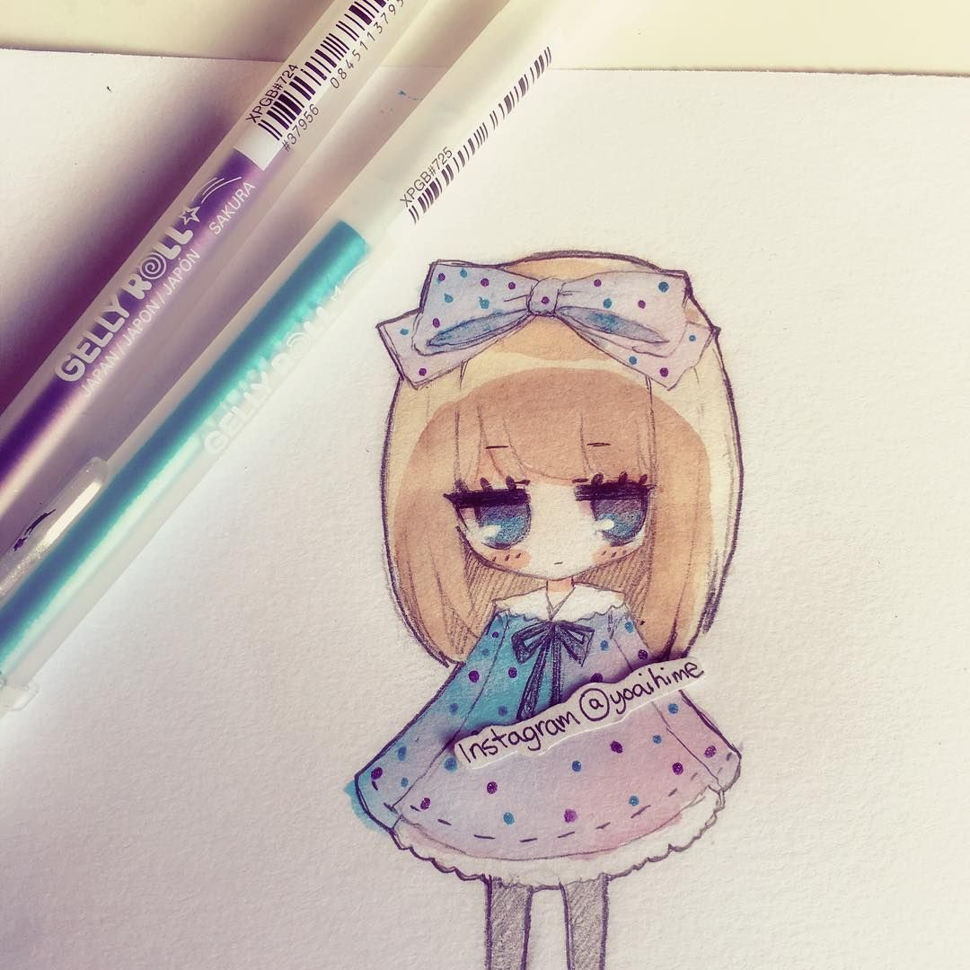 morning doodles (It's noon for me but whenever I wake up I consider morning for myself) =w= I might be less active for the rest of this week, I have a lot of stuff to do but I'll try to draw when I can ;-; #gellyroll #sakurakoi #watercolor #doodle ----------- •read tags for what materials I used c: •Artwork (c) yoaihime ~All Rights Reserved~ Do not steal, trace, edit, or reproduce/redraw my artwork~ •No self-promo/advertising/spam in comments please :3 •I won't ever take any kind of…