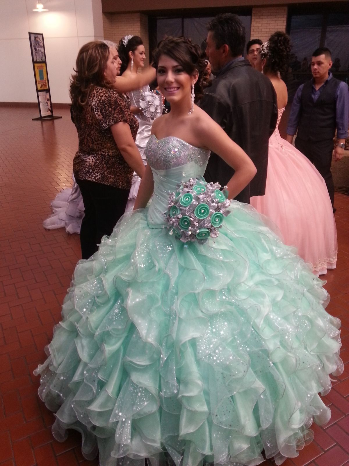 Fancy Prom Dresses In The Mall Model - Womens Dresses & Gowns ...