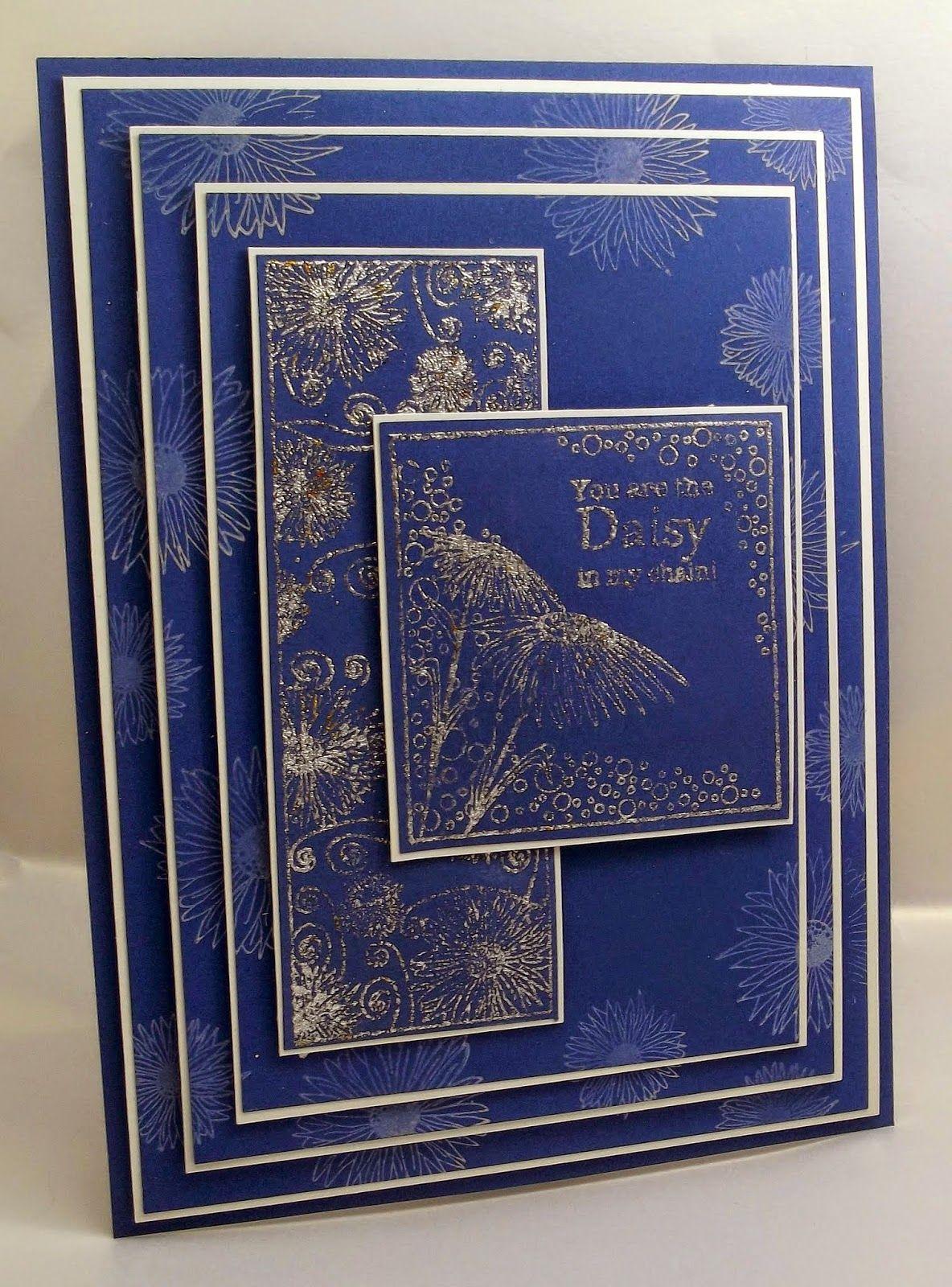 Next door & daisy card by John Lockwood | Cards I Love.... | Pinterest | Blog ... pezcame.com
