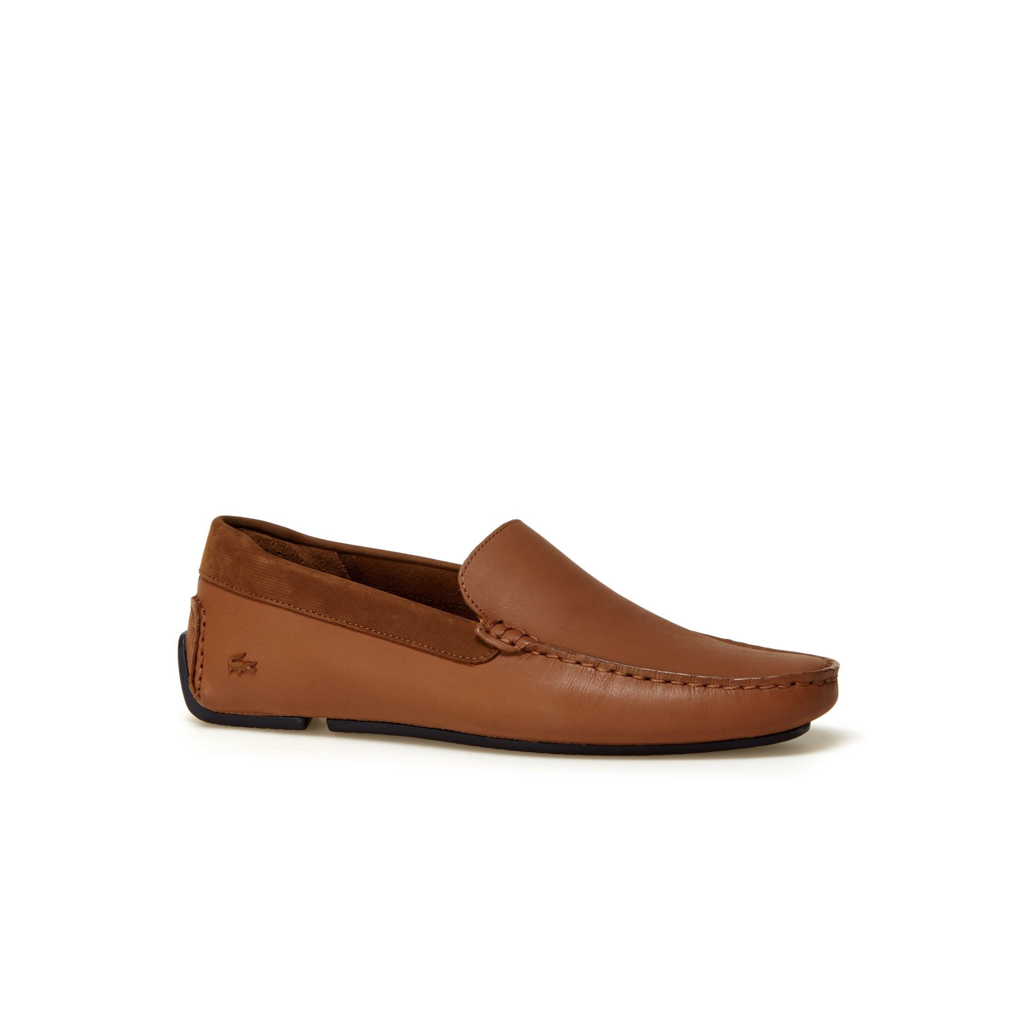 a7f84ac24 LACOSTE Men s Piloter Leather Moccasins - brown.  lacoste  shoes ...