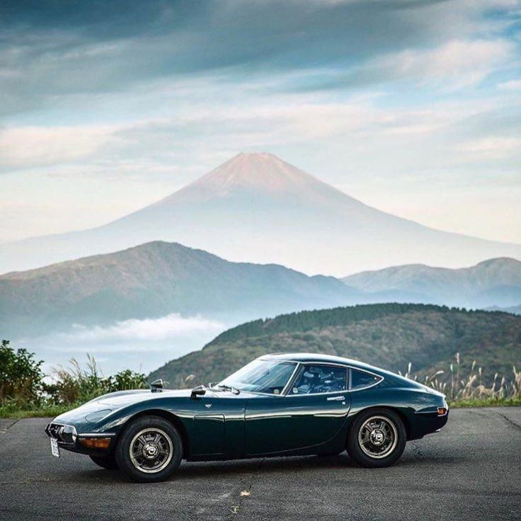 Classic Japanese Cars, Classic Sports