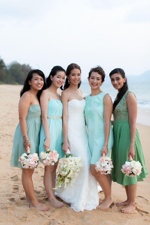 Fusion 'Chindian Wedding in Phuket: Robynne & Aman