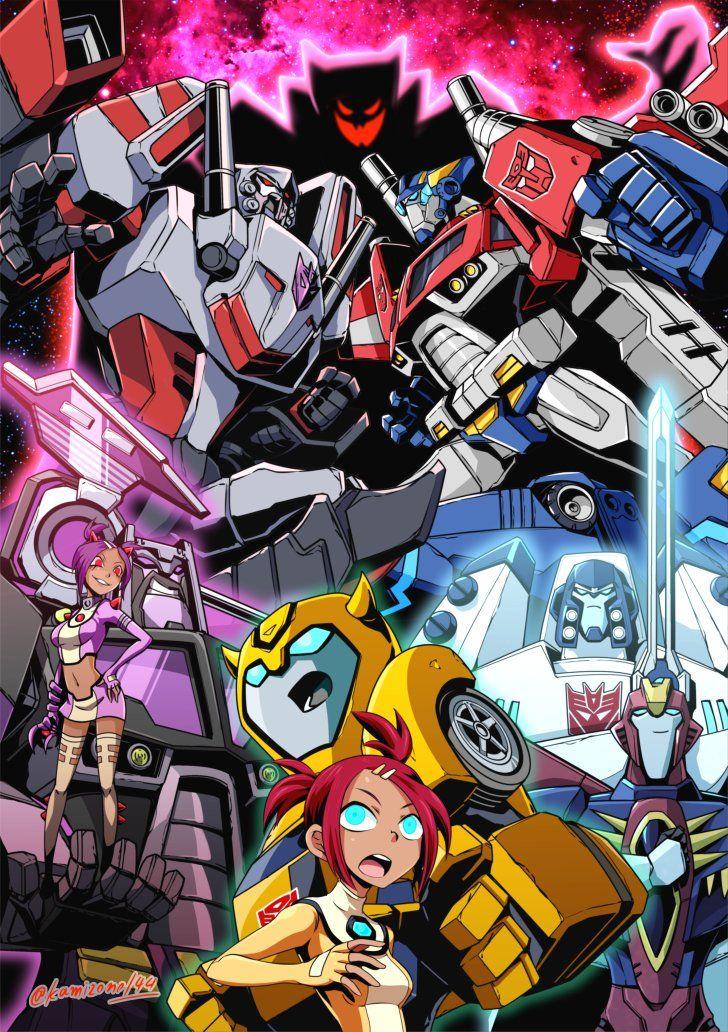 Tfa Anthology For Tfa Season 4  Tf  Transformers -8676