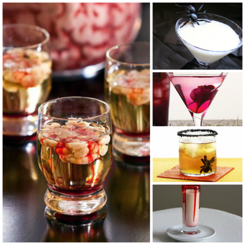 20 Haunting Halloween Cocktail Recipes