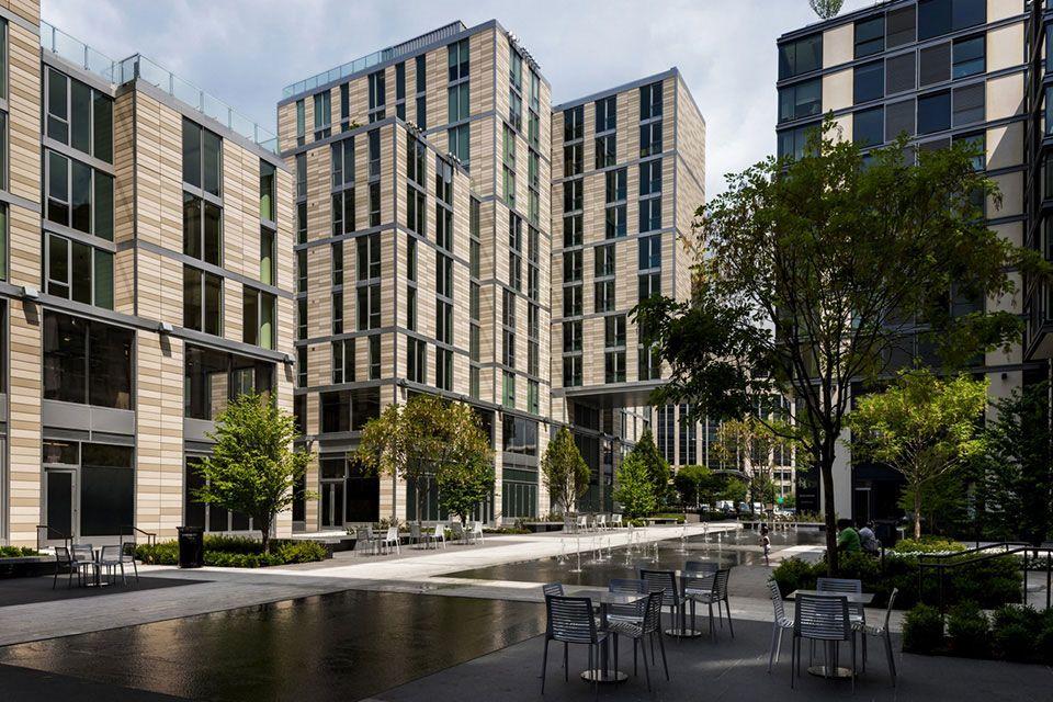 Citycenter dc shalom baranes associates architects