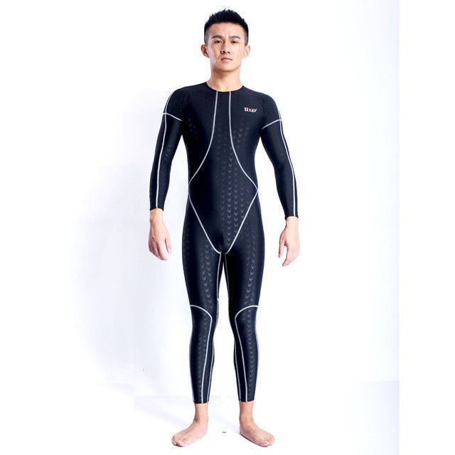 258b1e5fca HBXY swimsuit plus size swimwear arena men racing swimsuits competitive  swimming competition shark professional trainning male