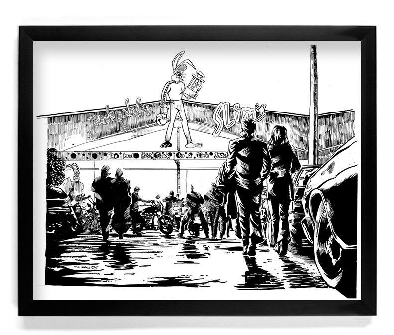 Tim Doyle Quot Wax Museum With A Pulse Quot Spoke Art Shows