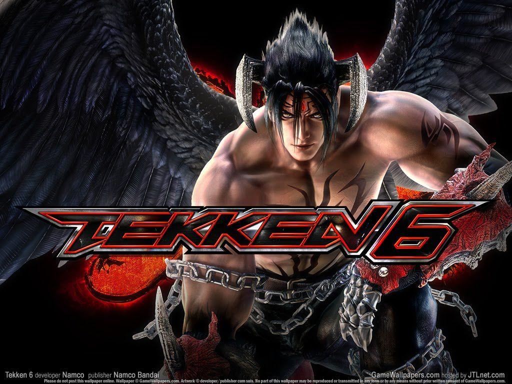 tekken 4 kazuya playthrough