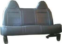 1999 2000 2001 2002 2003 And 2004 Ford F150 F250 And F350 Pickup Trucks The Ford Truck Bench Seat Cover Replace Bench Seat Covers Bench Covers Ford Truck
