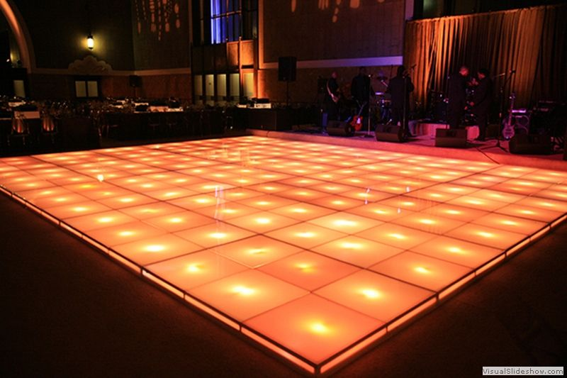 Saturday Night Fever on steroids..... Dance floor rental