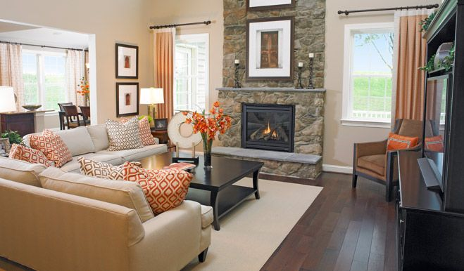 Darla - Family Room | Darla floor plan | Richmond American Homes ...