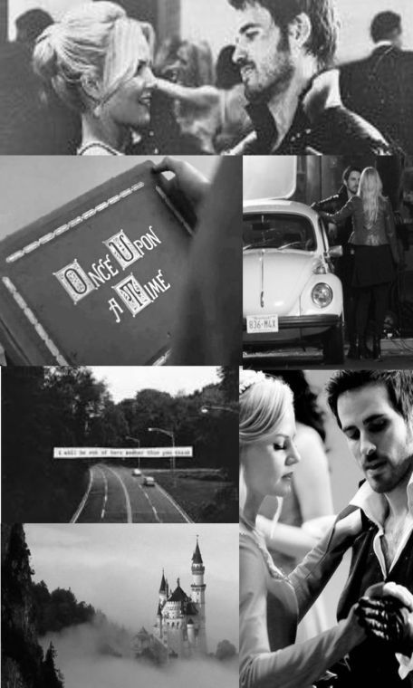 Emma And Hook Once Upon A Time Lockscreen Movie Posters Once Upon A Time Ouat