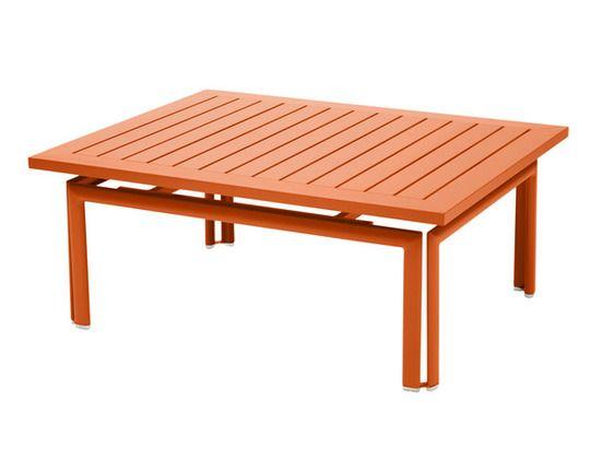 Table basse Costa, table basse pour salon de jardin ...
