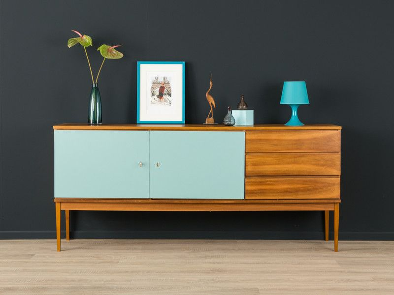 zauberhaftes sideboard 50er 60er kommode vintage von mid century friends auf mid. Black Bedroom Furniture Sets. Home Design Ideas