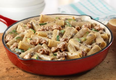 Just 4 ingredients combine for a simple skillet dish that's loaded with fabulous flavor. Sautéed ...