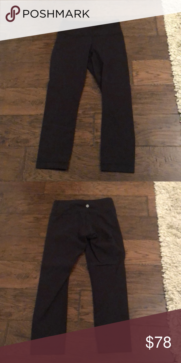 427626623be905 Lululemon Leggings Black lululemon leggings lululemon athletica Pants  Leggings
