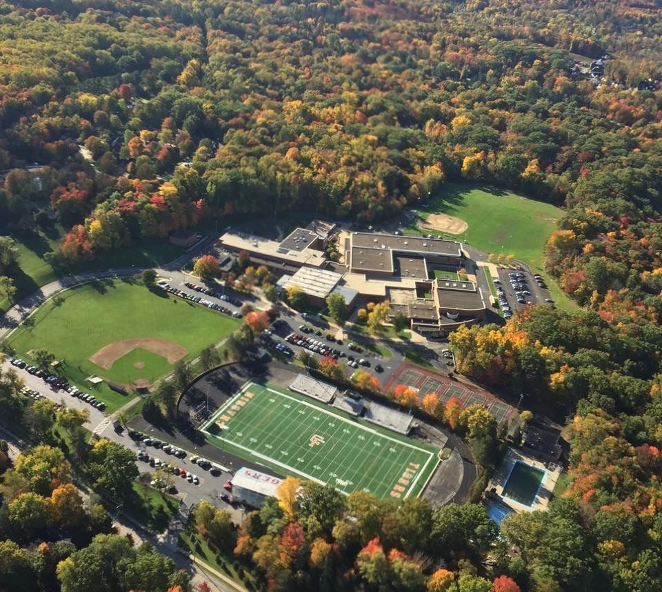 Chagrin falls high school football field i grew up