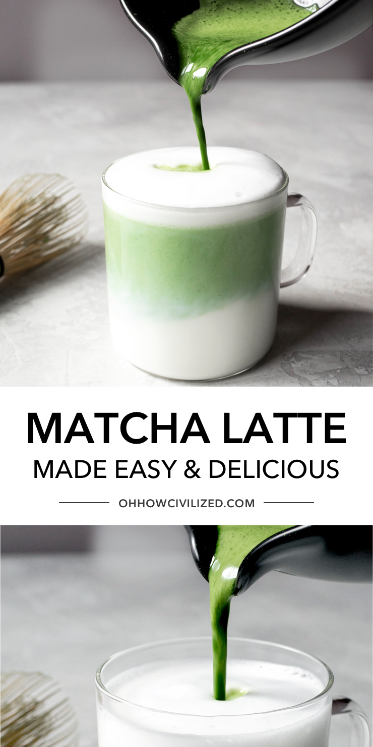 Photo of Matcha Latte Made Easy