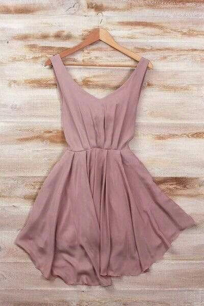pinterest \ emilybytheocean ✿ | Fashion, Mauve dress, Cute