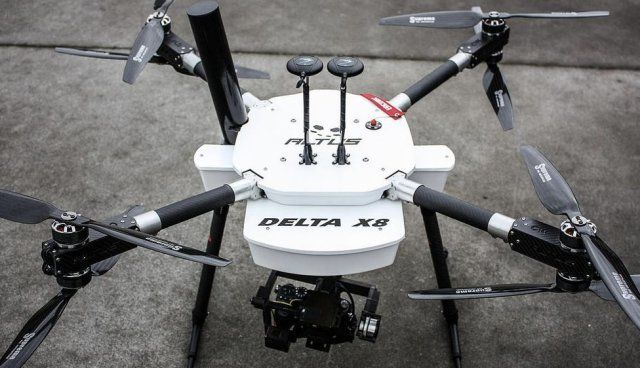 CNN selects New Zealand company Altus UAS drone for news gathering