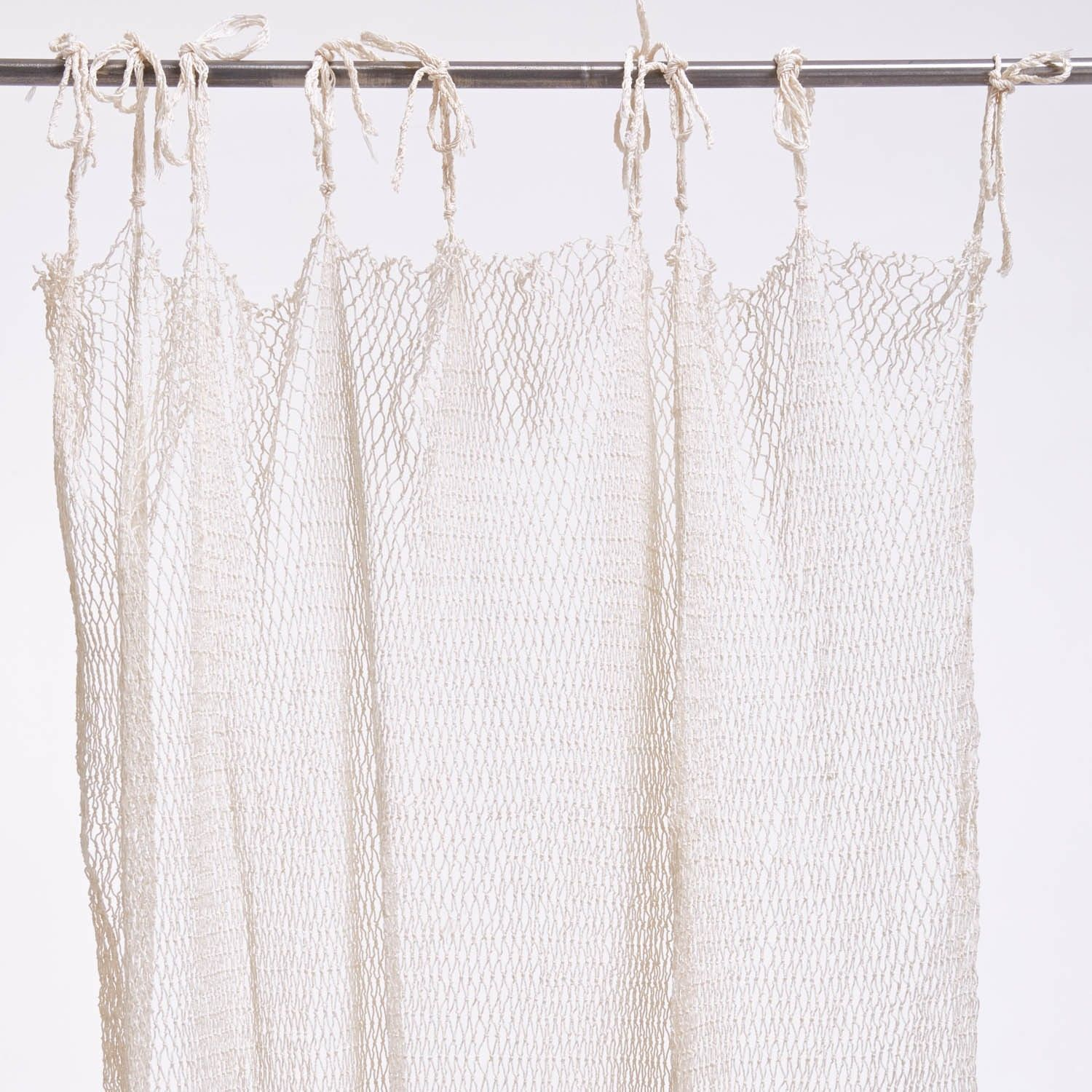 Exclusively At ABC, One Of A Kind Designs Are Hand Knotted By Fishermenu0027s  Wives. Hang CurtainsShower ...