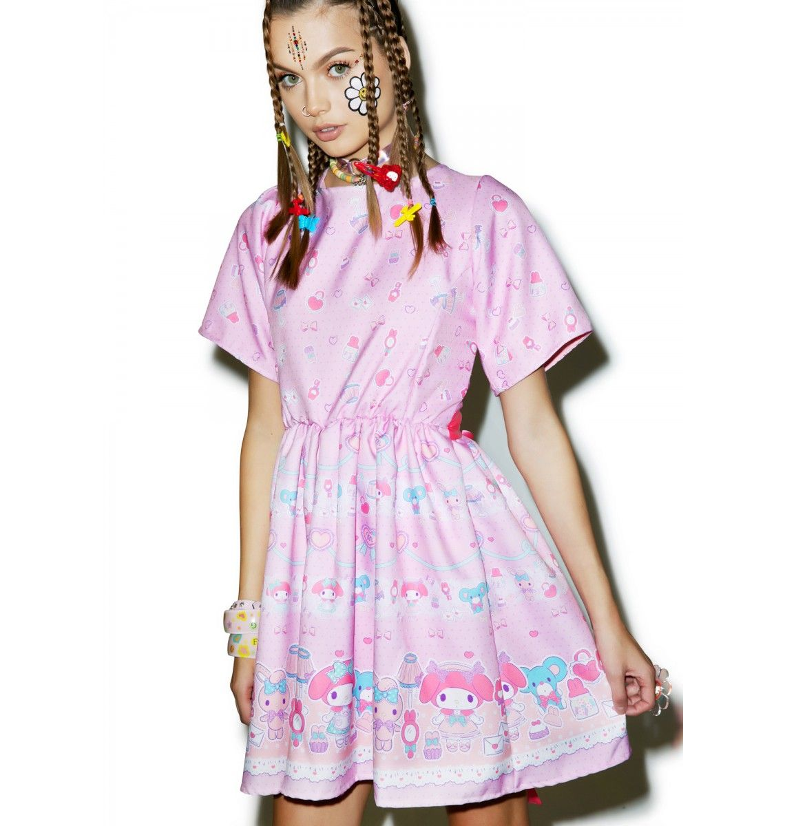 My Melody Tea Party Dress | Tea parties, Wildfox and Couture