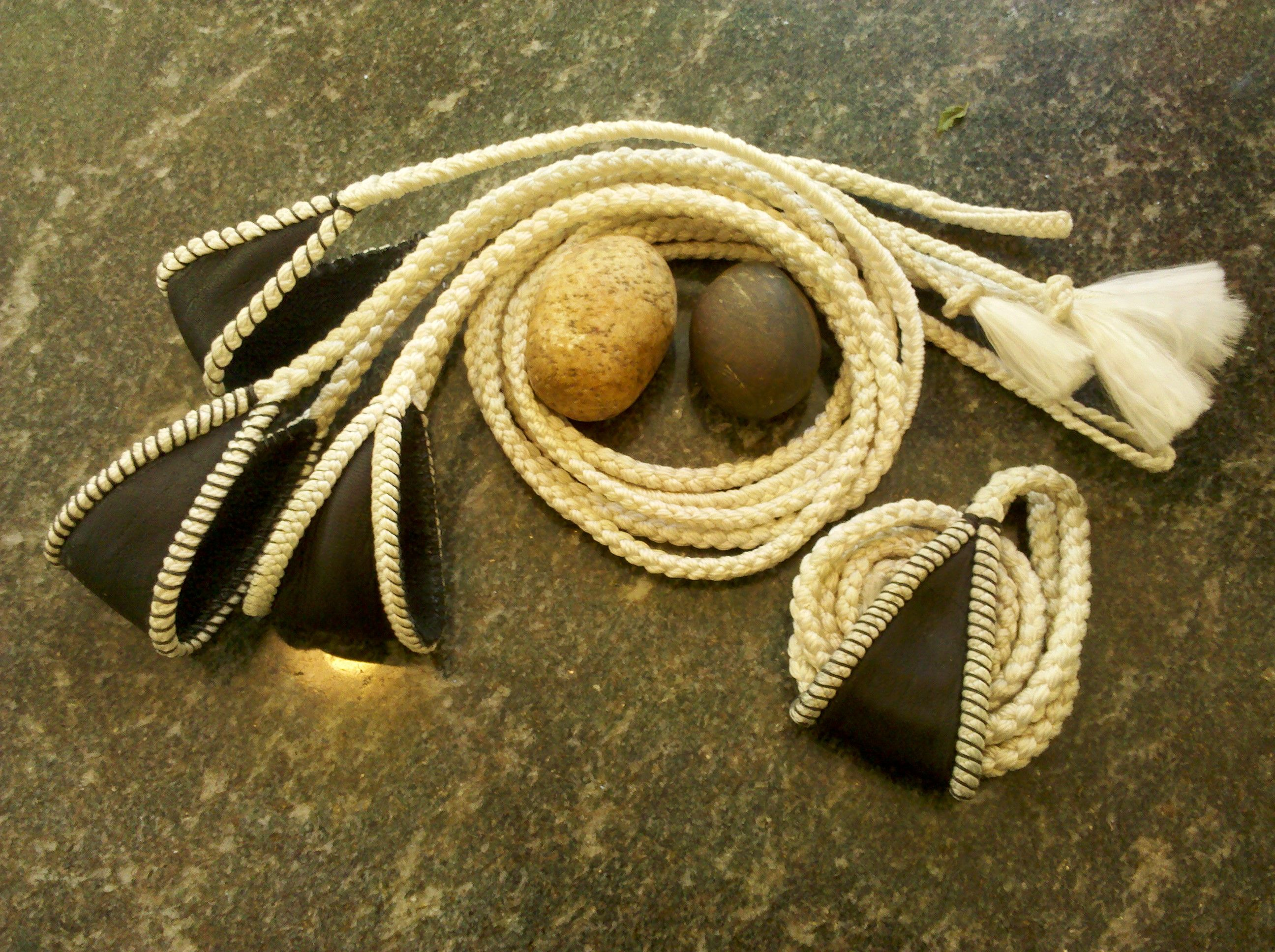 "Nylon ""Apache"" slings"
