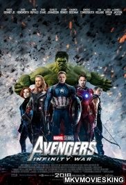 Download Avengers: Infinity War Movie (2018) 480p 720p pDVDRip Dual