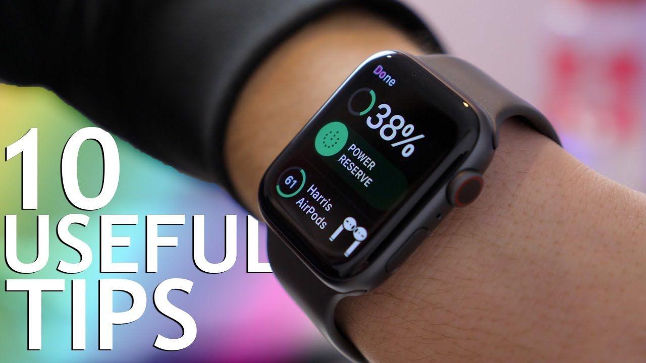 10 (Actually) Useful Apple Watch Tips 2019 YouTube
