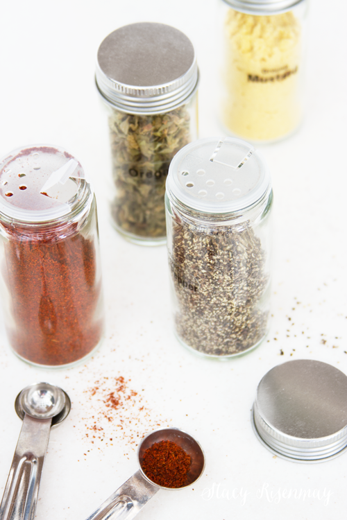 Fun Finds Spice Jars We Create Glass Spice Jars