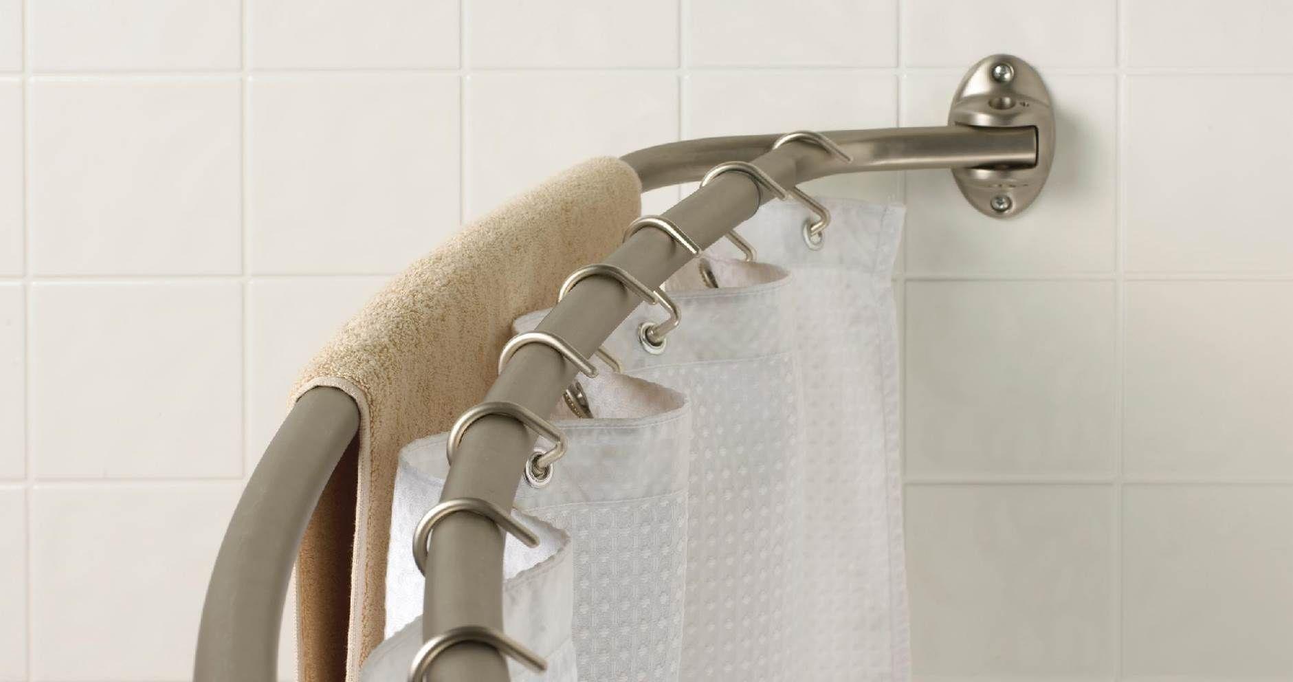 Shower curtain rod extra wide legalizecrew pinterest