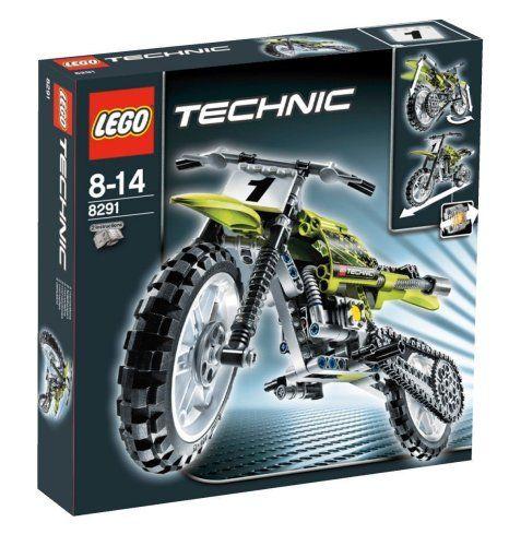 Mobile Crane Nelspruit : Lego technic motocross bike