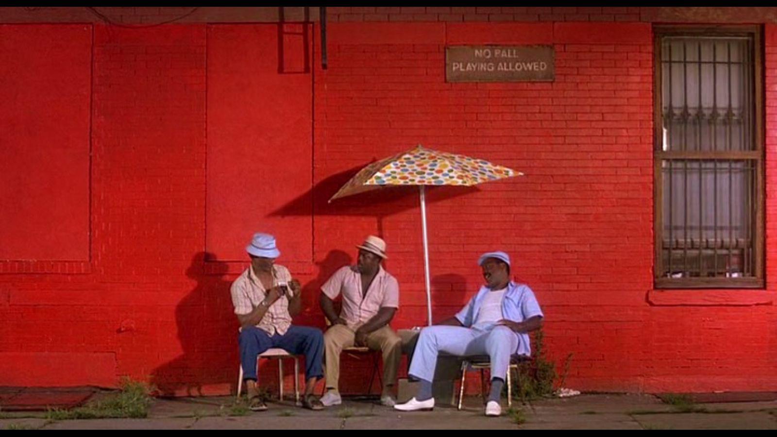 Haz Lo Que Debas Color In Film Beautiful Cinematography Spike Lee