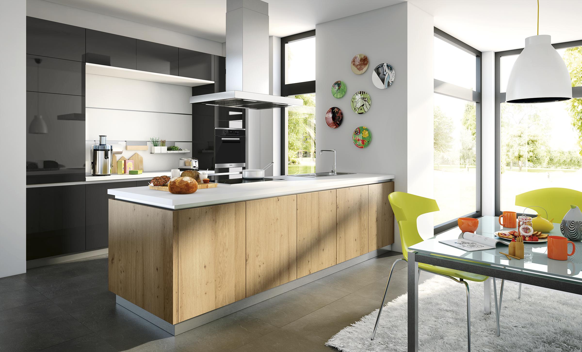 Nett Geweißt Küchenschränke Ideen Fotos - Ideen Für Die Küche ...