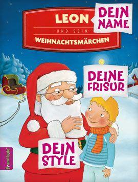 Kinderbuch Weihnachten.Mein Weihnachtsmarchen Ihr Kind Beim Weihnachtsmann
